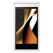 FTJ161A-MUSASHI-WH [FREETEL MUSASHI Android5.1搭載 前面/内面4.0インチ液晶 micro SIM対応 SIMフリースマートフォン ホワイト]