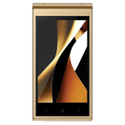 FTJ161A-MUSASHI-CG [FREETEL MUSASHI Android5.1搭載 前面/内面4.0インチ液晶 micro SIM対応 SIMフリースマートフォン シャンパンゴールド]