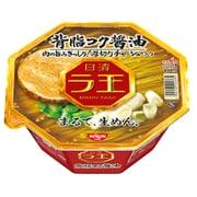 日清 ラ王 背脂コク醤油 112g [即席カップ麺]