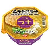 日清 ラ王 魚介豚骨醤油 116g [即席カップ麺]