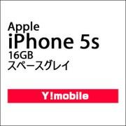 iPhone 5s 16GB スペースグレイ [スマートフォン]