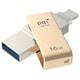ICMINVGD-16 [Lightning対応USB3.0メモリー ゴールド]