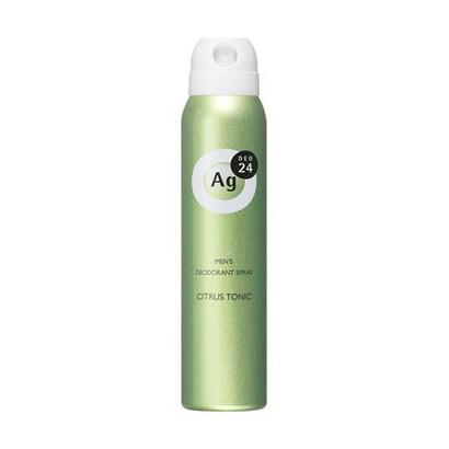 エージーデオ24 メンズデオドラント スプレー シトラストニックの香り [100g]