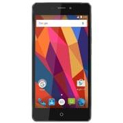 BLADEV580/GRAY [ZTE Blade V580 Android 5.1搭載 5.5インチ液晶 SIMフリースマートフォン グレー]