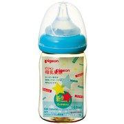 母乳実感哺乳びん プラスチック 160ml スター柄 [対象月齢:0ヵ月~]