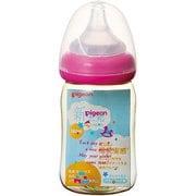 母乳実感哺乳びん プラスチック 160ml トイボックス柄 [対象月齢:0ヵ月~]