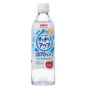 ペットボトル飲料 すっきりアクア りんご 500ml [対象月齢:3ヵ月頃~]