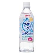 ペットボトル飲料 すっきりアクア もも 500ml [対象月齢:3ヵ月頃~]