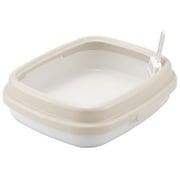 コロル ネコトイレ 48 ベージュ [猫用トイレ 固まる猫砂用]