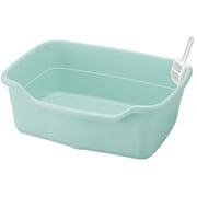 コロル ネコトイレ F60 ライトブルー [猫用トイレ 固まる猫砂用]