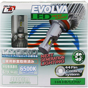 D-1556 [EVOLVA LEDヘッドライト H4HI/LOW]