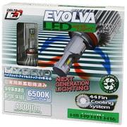 D-1558 [EVOLVA LEDヘッドライト H8/H9/H11/H16]