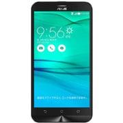ZB551KL-BK16 ZenFone Go [5.5インチ HD Android 5.1.1搭載 Qualcomm Snapdragon 400 1.4Ghz RAM 2G eMMC 16GB SIMフリースマートフォン ブラック]