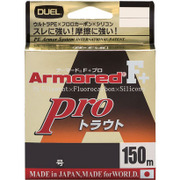 H4115 [ARMORED F+ Pro トラウト 150m 0.4号]
