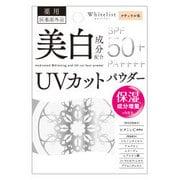 N.U.P ホワイトリスト 薬用ホワイトニング UVカットパウダー [日用雑貨]