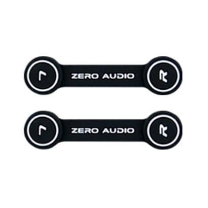 ZA-CLP-KW [ヘッドホンクリップ ブラック/ホワイト]