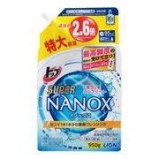 トップ スーパーNANOX つめかえ用 特大950g [洗濯洗剤]