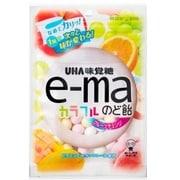 e-maのど飴  カラフル フルーツチェンジ 小袋 28g