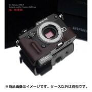 HG-PENFBR [オリンパス PEN-F用本革カメラハーフケース ブラウン]