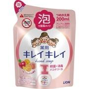 キレイキレイ 薬用泡ハンドソープ フルーツミックスの香り [つめかえ用 200mL]