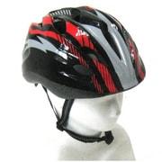 46407 [ジュニアヘルメット SG M(52-56cm) ブラック/レッド]