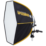 SPEEDBOX-60 [ソフトボックス スチールロッド]