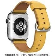 Apple Watch 38mmケース用 マリーゴールド クラシックバックル