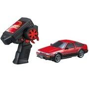 ドリフトパッケージナノ センコウ疾走セット トヨタ カローラレビン AE86 [男児玩具 8歳以上]