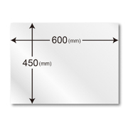 MS-393 [ホワイトボードシート 600×450mm]