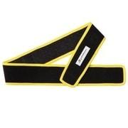 スポーツベルト ブラック/イエロー 85cm [サポーター]