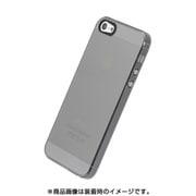 PSE-73 [iPhone SE/5s/5用 エアージャケットセット クリアブラック]