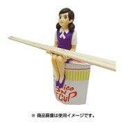 コップのフチ子 カップラーメンのフチ子5 グレープ [キャラクターグッズ]