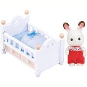 DF-13 シルバニアファミリー ショコラウサギの赤ちゃん・家具セット