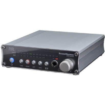 SWD-DA20 [高機能USB D/Aコンバーター]