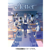 √Letter ルートレター 数量限定PREMIUM BOX [PS4ソフト]