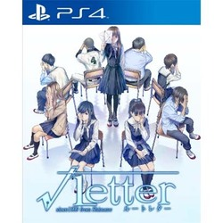 √Letter ルートレター 通常版 [PS4ソフト]