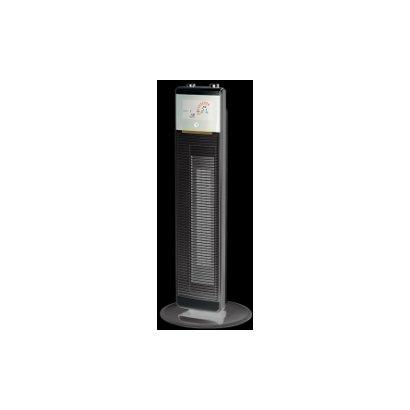 KHF1260S [HOT&COOL スリムタワーファン DCモーター リモコン付き シルバー]