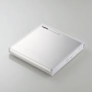 LDR-PMJ8U2VWH [ポータブルDVDドライブ/Surface(サーフェス)対応/編集&再生&書込みソフト付/USB2.0/ホワイト]