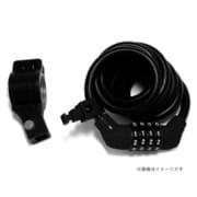 UL-A600-01 [ケーブルロック ダイヤルタイプ ZEN MASTER BK 10mm/180cm]