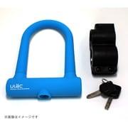 UL-SU3-02 [アルミU型ロック キータイプ BROOKLYN LITEBLUE]