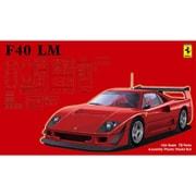 フェラーリ F40 LM (窓枠マスキングシール付) [1/24 リアルスポーツカーシリーズ No.114]