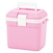 クーラーボックス ヴァージニア #10 7L ピンク
