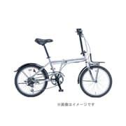 JE-206G TITAN [20インチ 6段変速 折り畳み自転車]