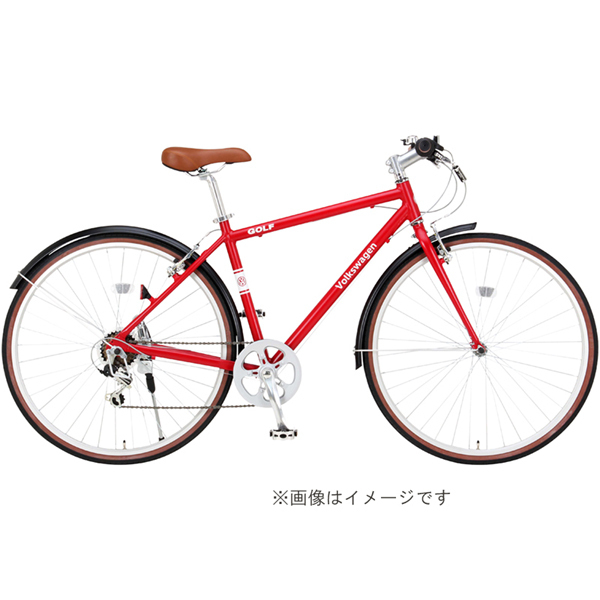VW-706AL RED [700×32C 6段変速]