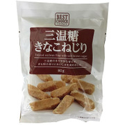 札幌第一製菓 ベストチョイス 三温糖きなこねじり 80g