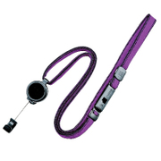NX-4P-PR [ループクリップ リール式 アーバンスタイル 紫]