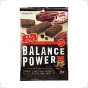 バランスパワー ブラックカカオ 6袋(12本) [栄養機能食品]
