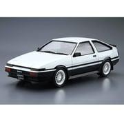 1/24 ザ・モデルカーシリーズ No.05 トヨタ AE86 スプリンタートレノ GT-APEX '85 [プラモデル]