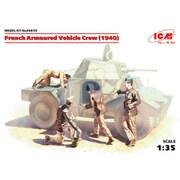 35615 1/35 ミリタリーシリーズ フランス装甲車兵(1940) [プラモデル]
