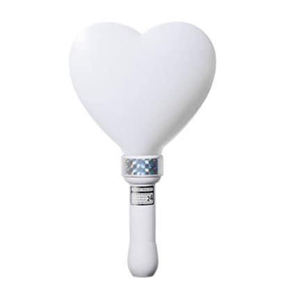 MIX PENLa-Pro HEART/24C Deco ホワイト [24色切換ペンライト ホワイト ハートタイプ]